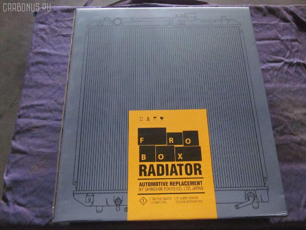 Радиатор кондиционера CHEVROLET BLAZER CT34G Фото 2