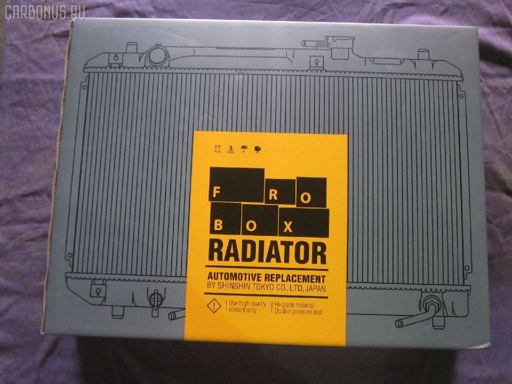 Радиатор кондиционера DODGE DAKOTA ND Фото 2