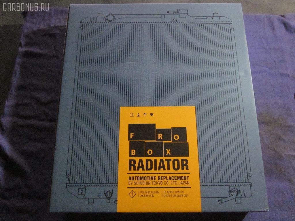 Радиатор кондиционера INFINITI QX56 JA60 Фото 2