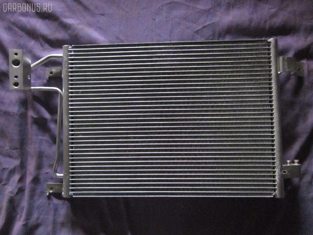 Радиатор кондиционера JEEP WRANGLER III JK Фото 2