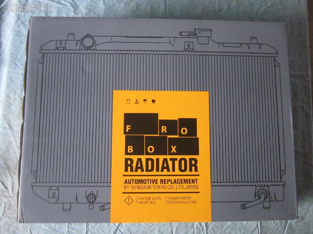 Радиатор ДВС TOYOTA RAV4 ACA33L 2AZ-FE Фото 1