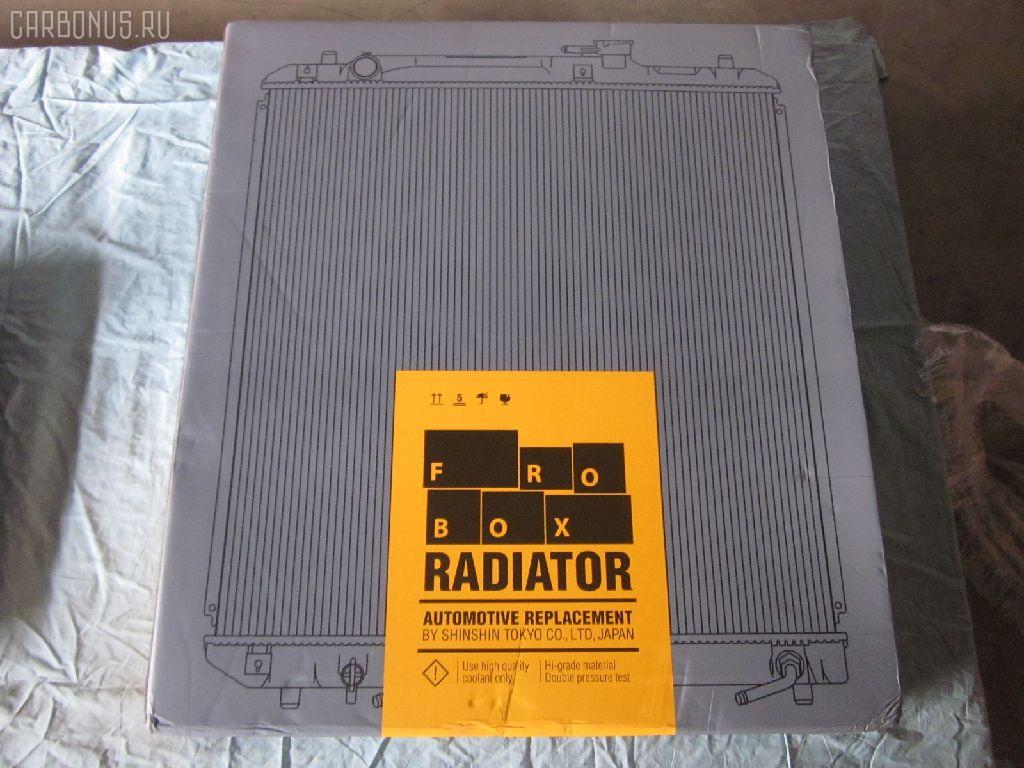 Радиатор ДВС MERCEDES-BENZ S-CLASS W140.056 120.980. Фото 2