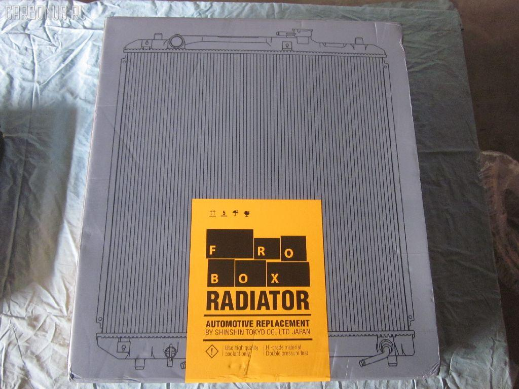 Радиатор ДВС MERCEDES-BENZ S-CLASS W140.056 120.980. Фото 4