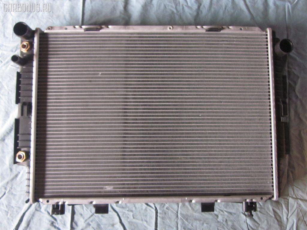 Радиатор ДВС MERCEDES-BENZ S-CLASS W140.056 120.980. Фото 5