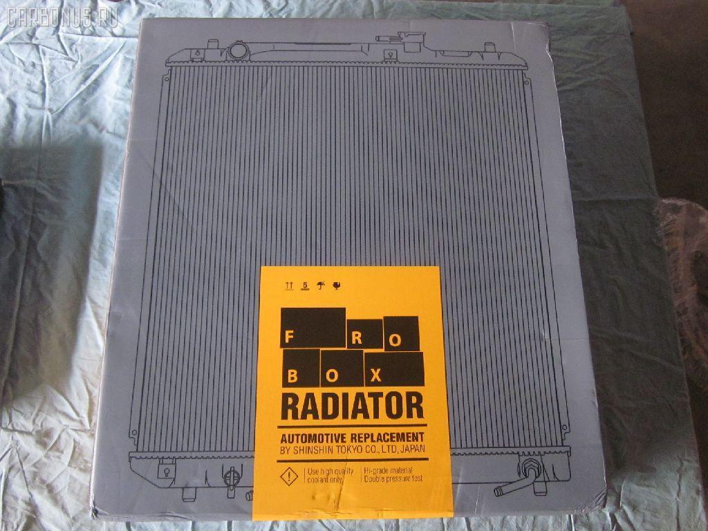 Радиатор ДВС MERCEDES-BENZ S-CLASS W140.056 120.980. Фото 6