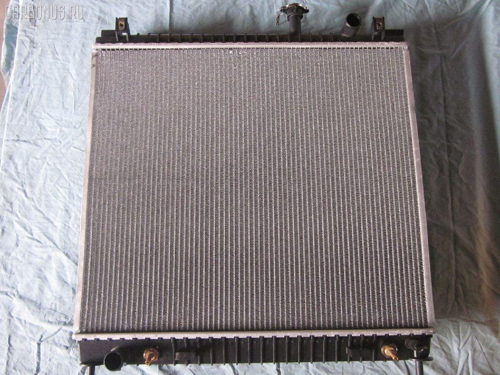Радиатор ДВС INFINITI QX56 JA60 VK56DE. Фото 3