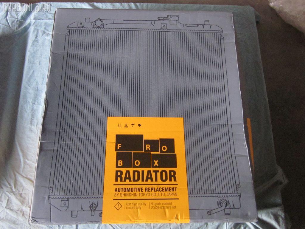 Радиатор ДВС INFINITI QX56 JA60 VK56DE. Фото 4