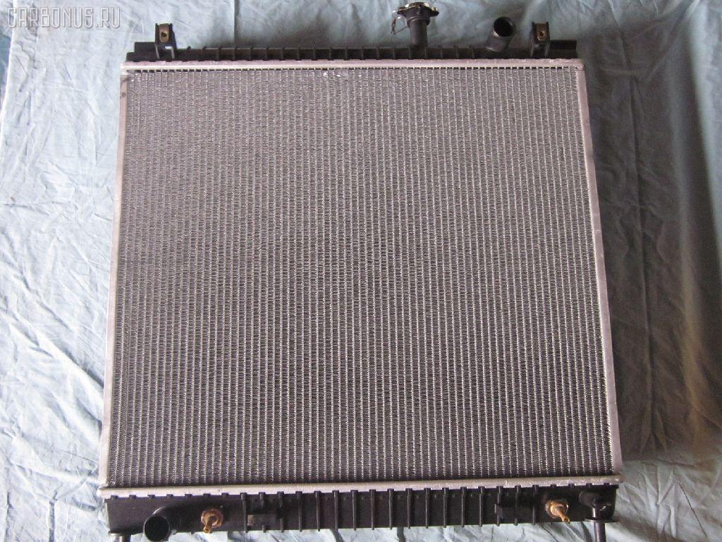 Радиатор ДВС INFINITI QX56 JA60 VK56DE. Фото 5