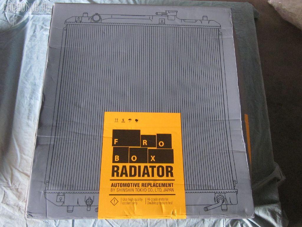 Радиатор ДВС INFINITI QX56 JA60 VK56DE. Фото 7