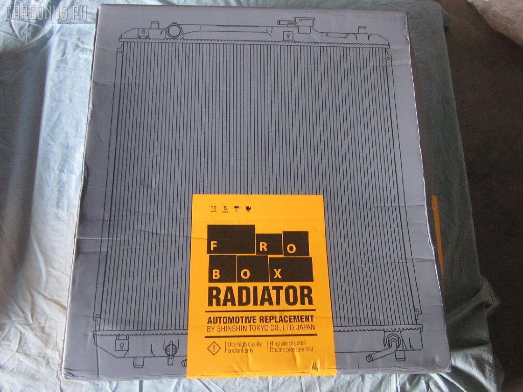 Радиатор ДВС INFINITI QX56 JA60 VK56DE. Фото 9