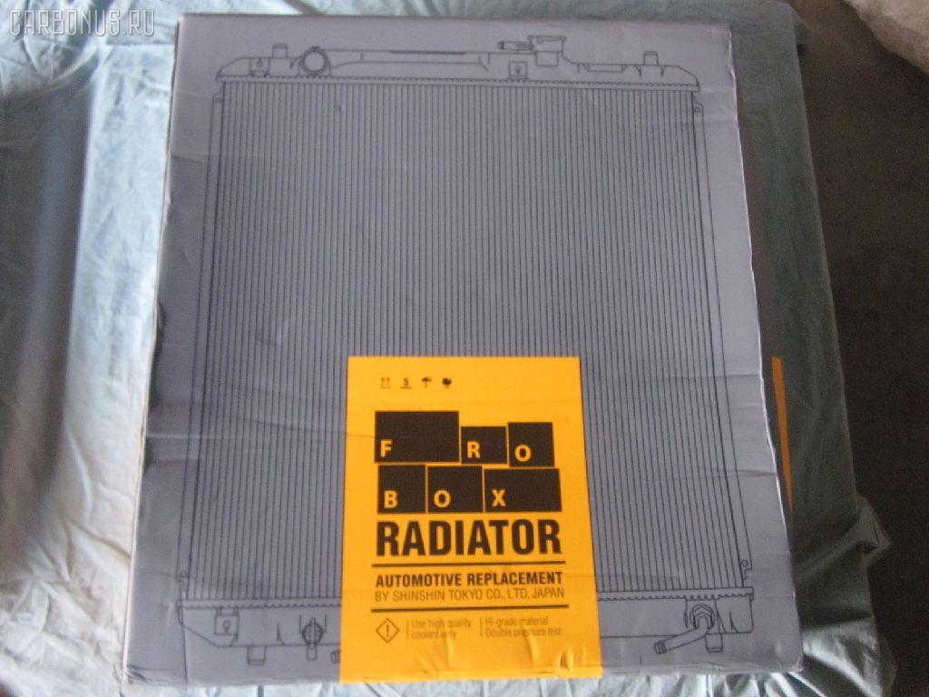 Радиатор ДВС INFINITI QX56 JA60 VK56DE. Фото 11