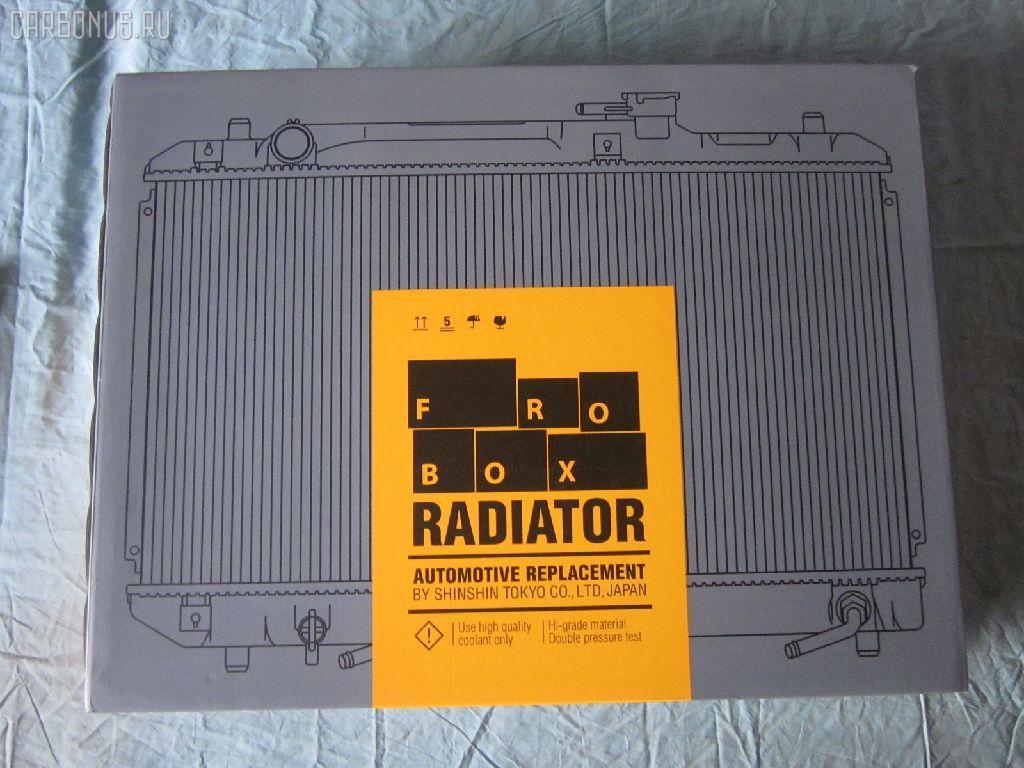 Радиатор кондиционера Honda Cr-v RD7 K24A Фото 1