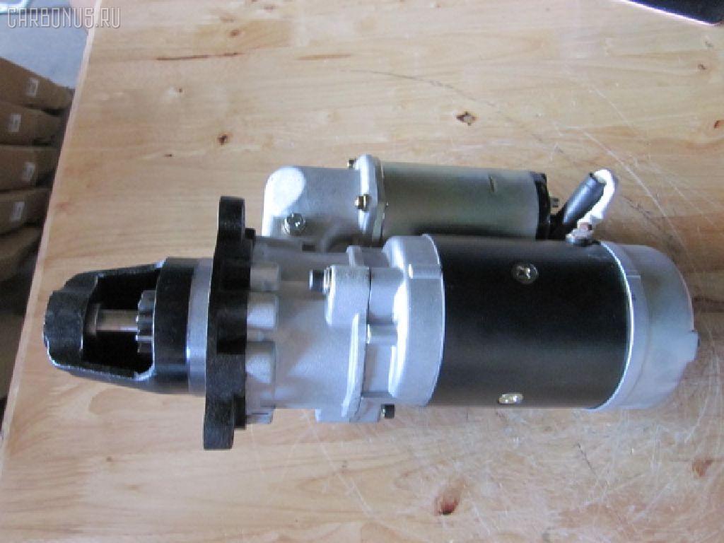 Стартер KOMATSU PC300-5 6D108 Фото 2