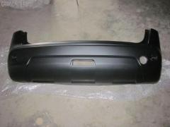 Бампер на Nissan Qashqai J10 TYG DS04281BA, Заднее расположение