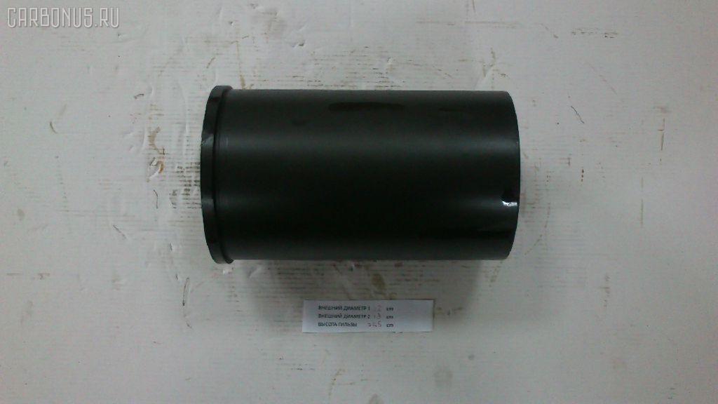 Гильза блока цилиндров MITSUBISHI BUS 6D16 Фото 2