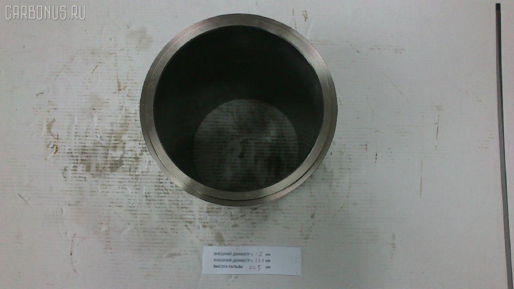 Гильза блока цилиндров MITSUBISHI BUS 6D15 Фото 1