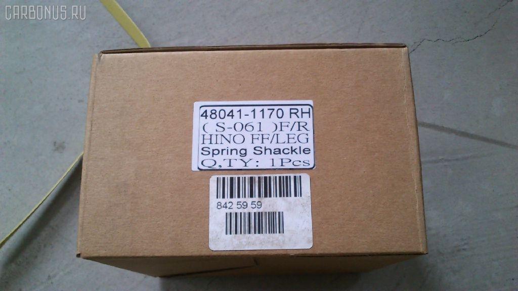 Крепление рессоры HINO RANGER FF Фото 6