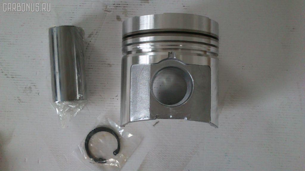 Поршень KOMATSU LW250-5 L003-50231 S6D125T 70986 Фото 2