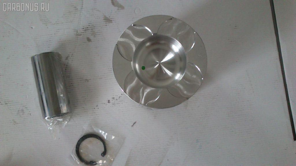 Поршень KOMATSU LW250-5 L003-50231 S6D125T 70986 Фото 3
