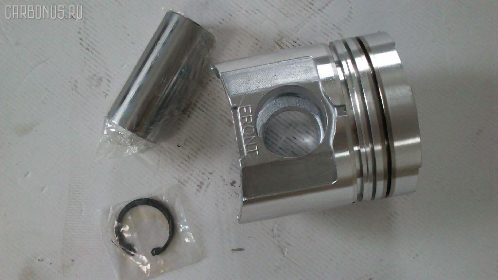 Поршень KOMATSU LW250-5 L003-50231 S6D125T 70986 Фото 4
