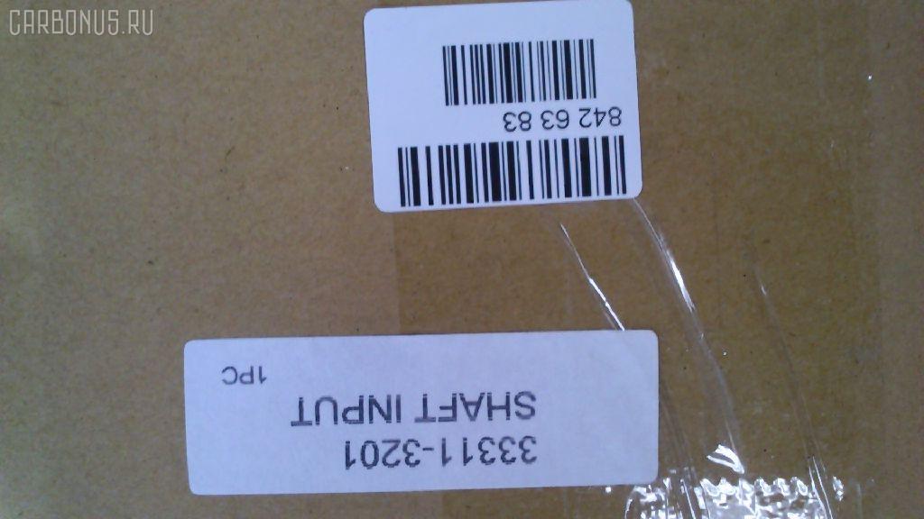 Первичный вал КПП HINO TRUCK LRM P11C Фото 12