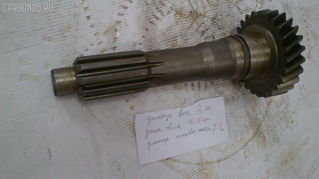 Первичный вал КПП HINO TRUCK LRM P11C Фото 6