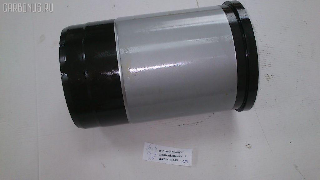 Гильза блока цилиндров HINO SELEGA F17E Фото 3