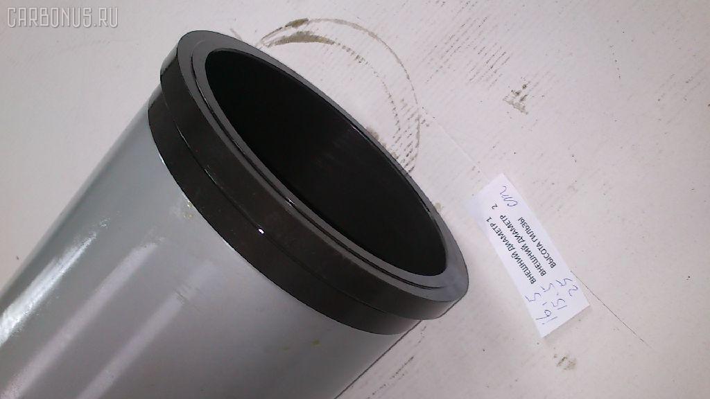 Гильза блока цилиндров HINO SELEGA F17E Фото 5