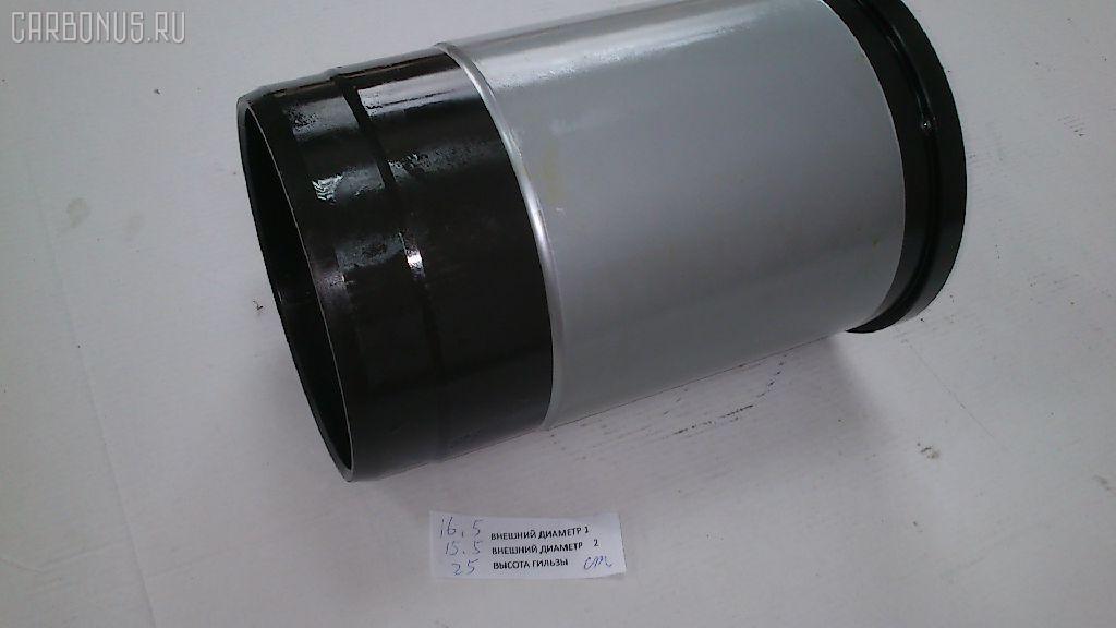 Гильза блока цилиндров HINO SELEGA F17E Фото 6