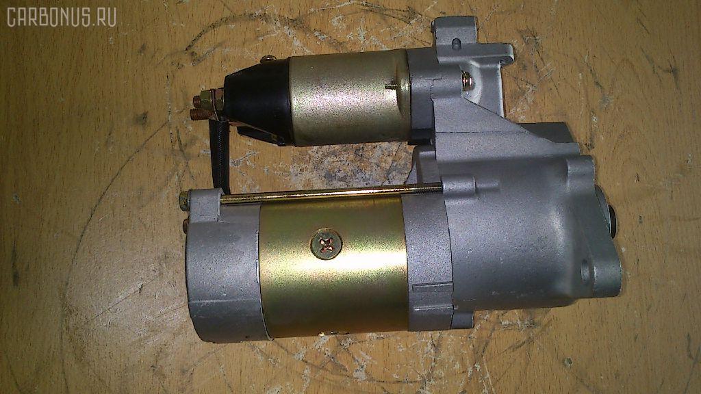 Стартер SUMITOMO SH135X-2 4D34 Фото 1