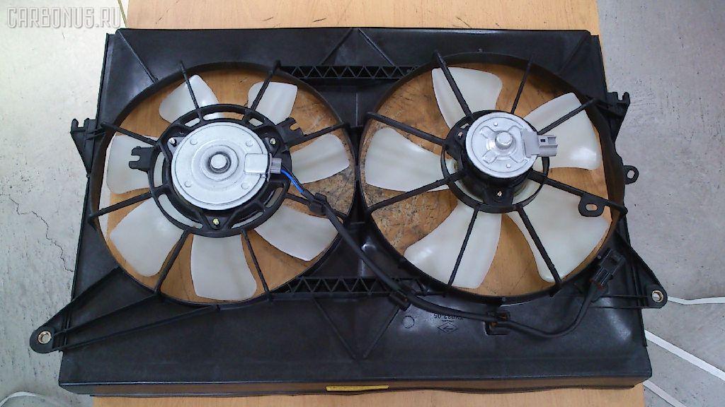 Диффузор радиатора TOYOTA WISH ZGE20W 2ZR-FAE. Фото 6