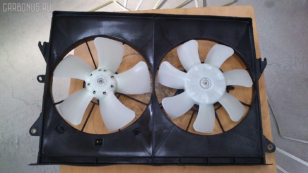 Диффузор радиатора TOYOTA WISH ZGE20W 2ZR-FAE. Фото 9