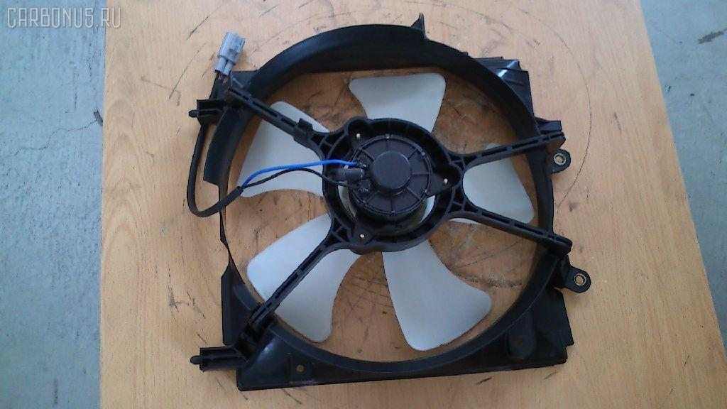 Диффузор радиатора TOYOTA COROLLA EL51 4E-FE. Фото 8