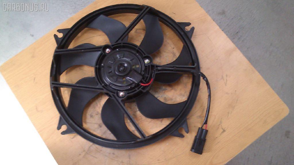 Вентилятор радиатора ДВС PEUGEOT 307 SW 3H Фото 1