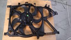 Вентилятор радиатора ДВС на Opel Corsa C X01 Z14XE CHINLANG CL-4203A  1314446