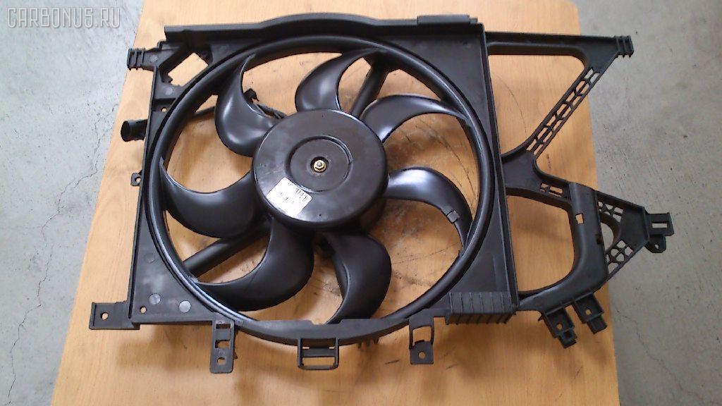 Вентилятор радиатора ДВС Opel Corsa c X01 Z14XE Фото 1