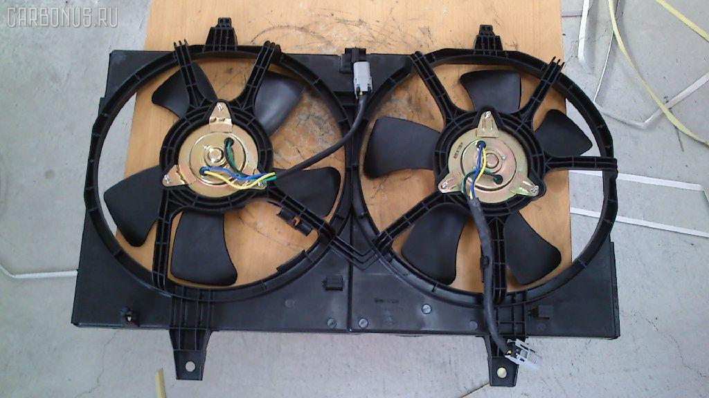 Диффузор радиатора NISSAN CEFIRO A33 Фото 2