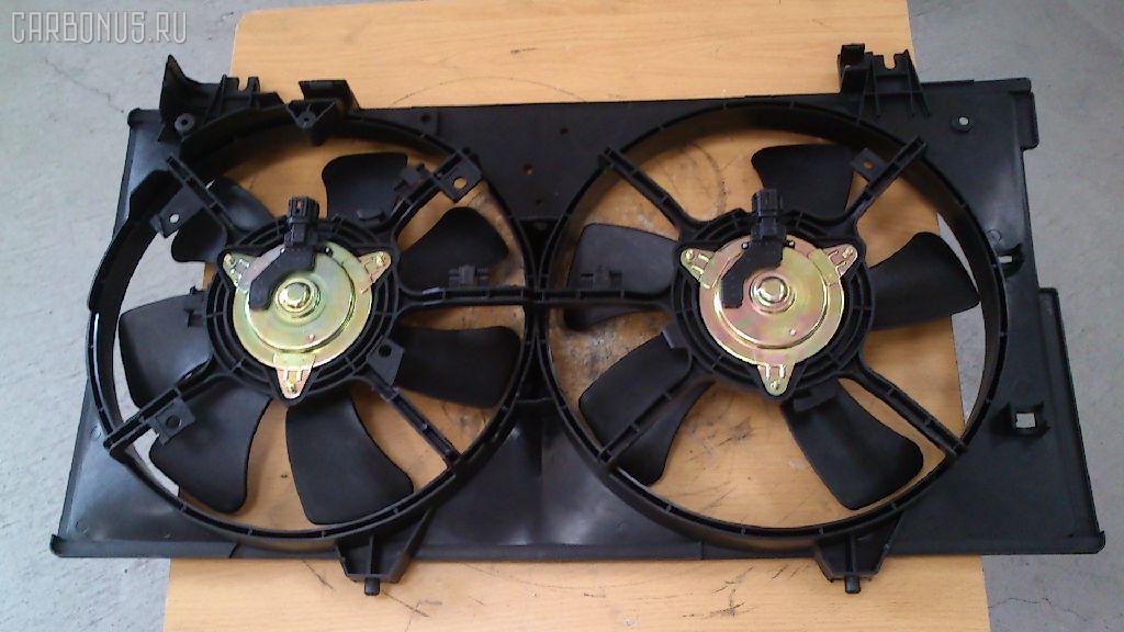 Вентилятор радиатора ДВС MAZDA MAZDA6 GG L3-VE Фото 1