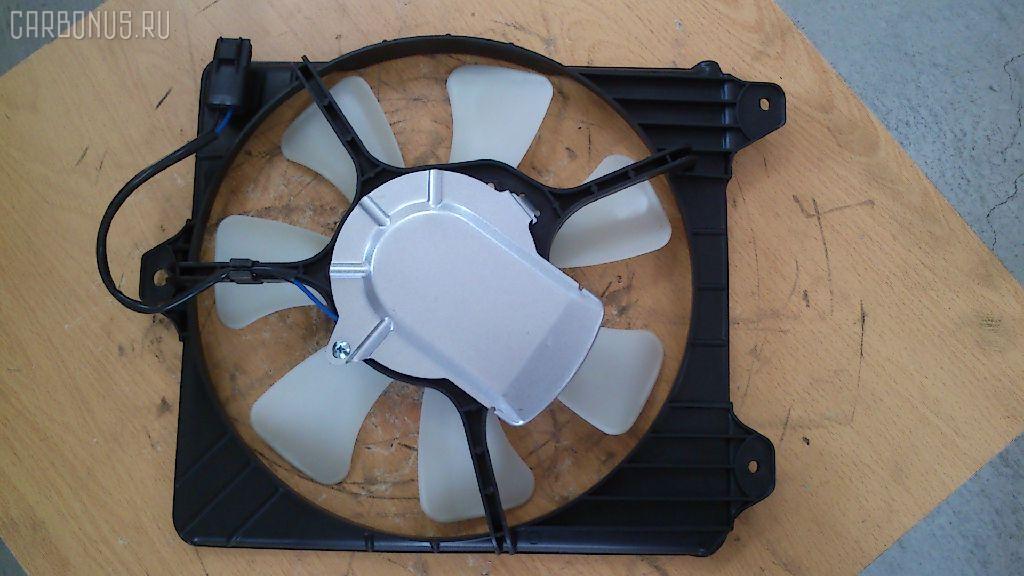 Диффузор радиатора TOYOTA COROLLA EL51 4E-FE. Фото 10