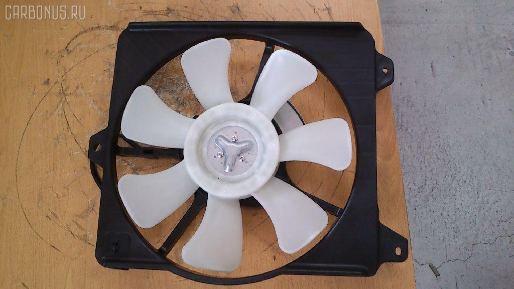 Диффузор радиатора TOYOTA COROLLA EL51 4E-FE. Фото 11