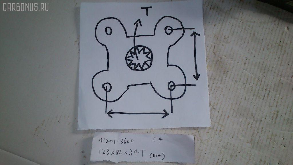 Фланец редуктора HINO 500GH FH Фото 2