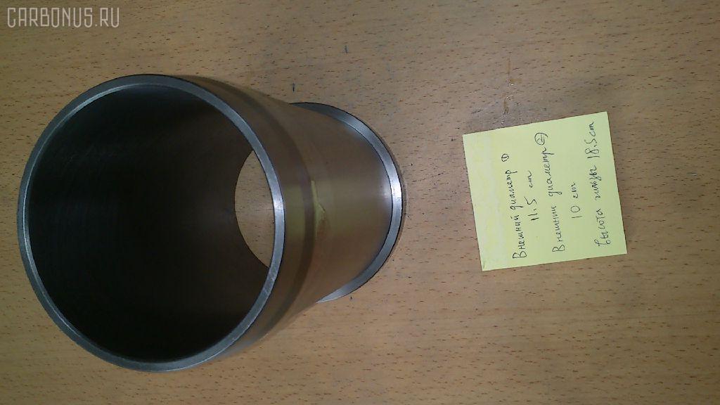 Гильза блока цилиндров KOMATSU 4D92. Фото 1
