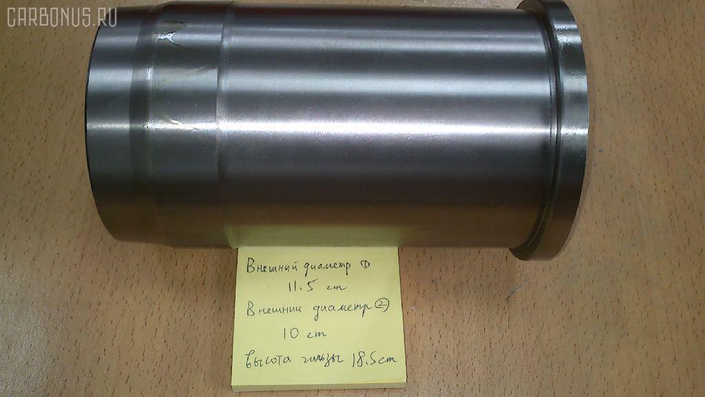 Гильза блока цилиндров KOMATSU 4D92. Фото 4