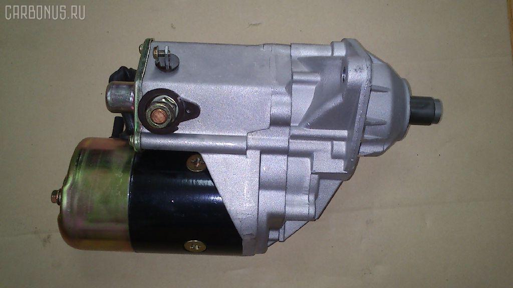 Стартер KOMATSU PC200-6 S6D102 Фото 1