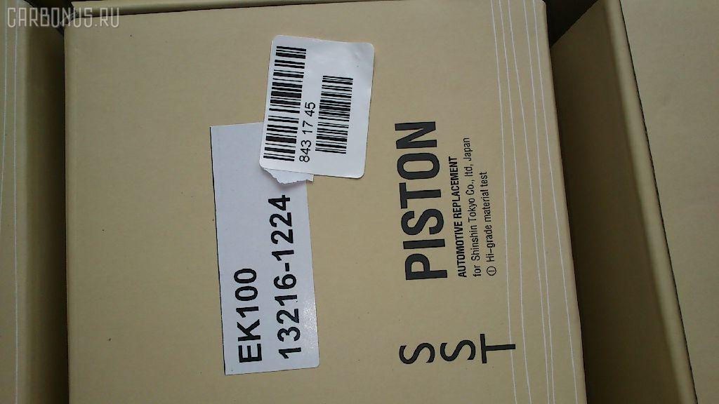 Поршень HINO TRUCK EK100 Фото 6