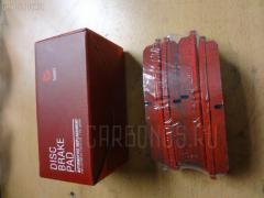 Тормозные колодки HONDA ACCORD COUPE CD7 Фото 3