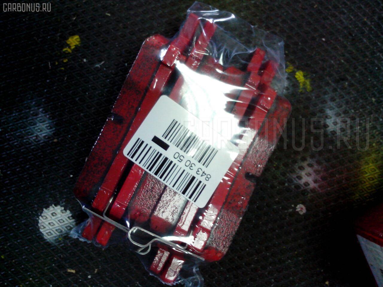 Тормозные колодки Toyota Platz NCP12 Фото 1