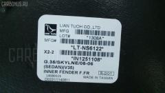 Подкрылок Nissan Skyline PV35 Фото 2
