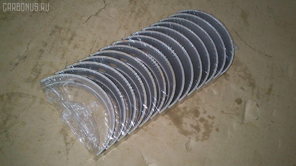 Вкладыши коренные KOMATSU PC S6D95L-1U Фото 3