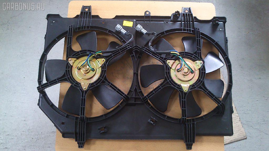 Диффузор радиатора NISSAN X-TRAIL NT30 Фото 1